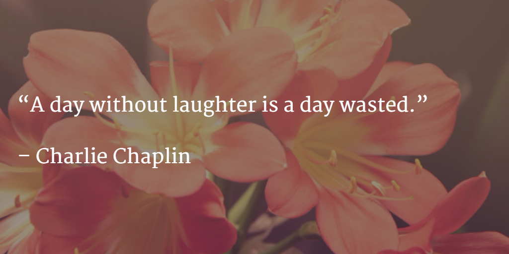 How Laughter Helps