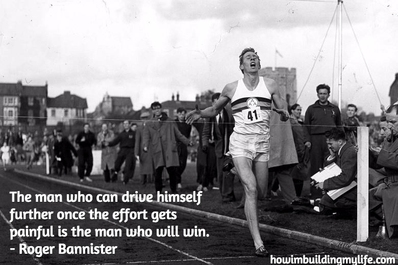 Roger Bannister Running Quotes